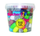 Baril 100 Tips FISHER TIP