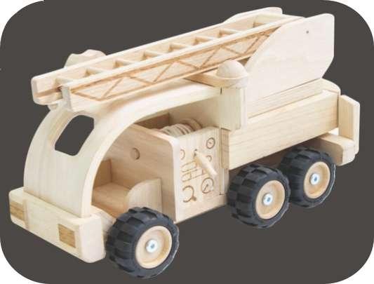 Camion De Pompier Edition Collector